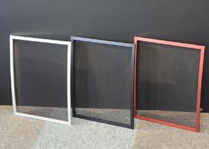 バグネット(ハイエース網戸)は3種類のカラーあり