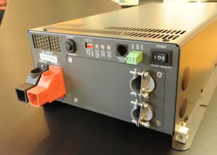 1500w正弦波インバーター 自動切り替え内蔵